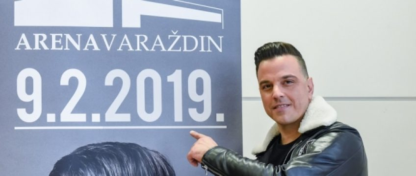 Ljubav uz Ivana Zaka i koncert u Areni Varaždin 09.02.!