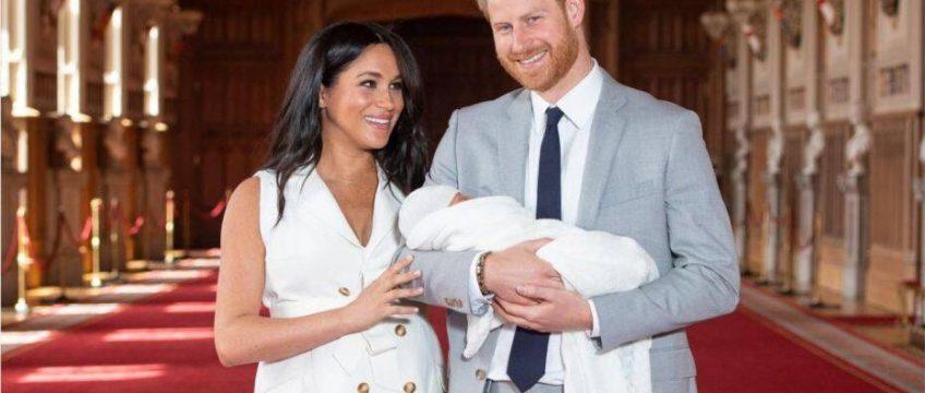 Princ Harry i Meghan Markle   postali su roditelji sina Archieja