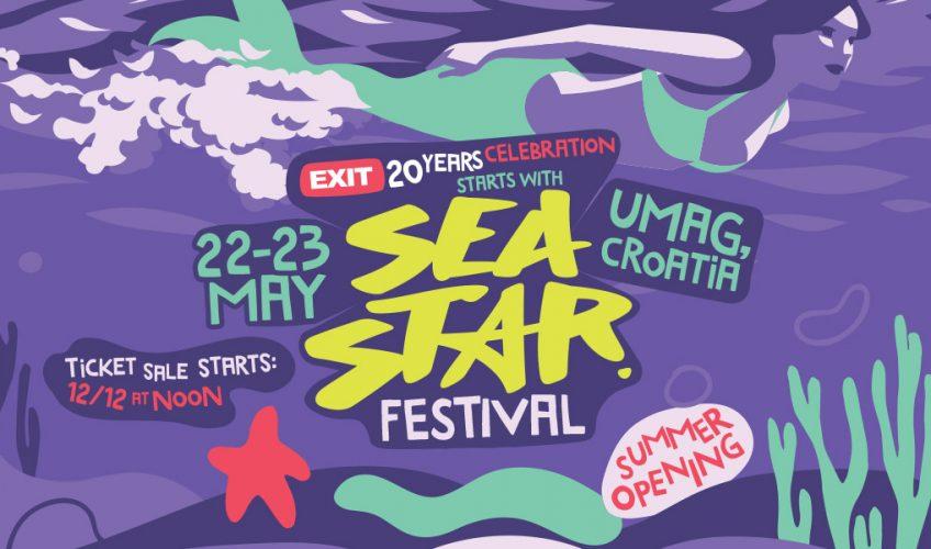 Amelie Lens predvodi moćnu DJ postavu Sea Star festivala