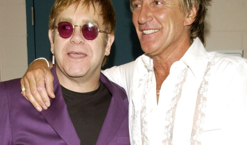 Elton John napokon otkrio pravu istinu o svojoj svađi s Rodom Stewartom