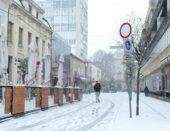 Zimska idila u Bjelovaru