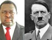 Adolf Hitler pobijedio na izborima u Namibiji