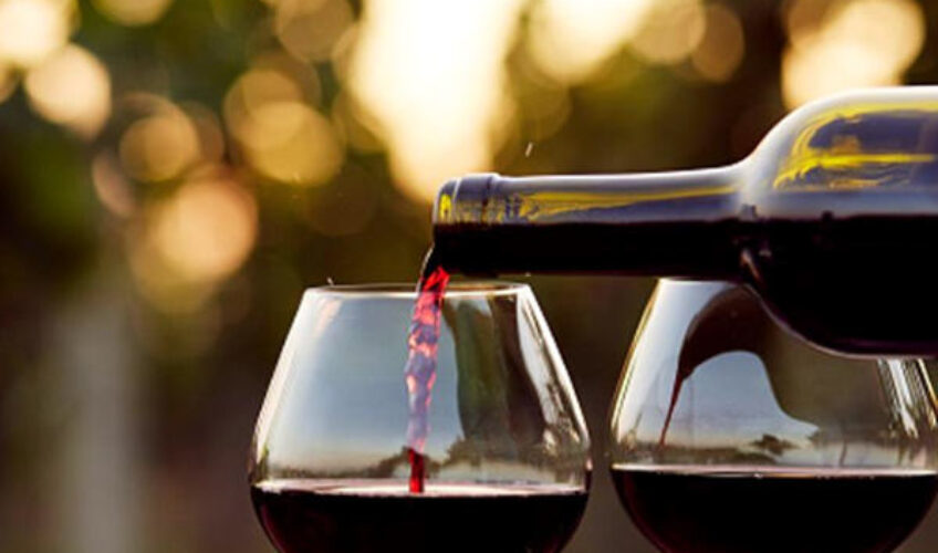 Crno vino liječi stres