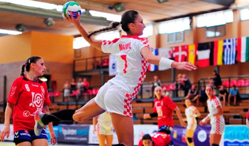 Josipa Mamić iz Bjelovara bitni je dio uspjeha hrvatske rukometne reprezentacije
