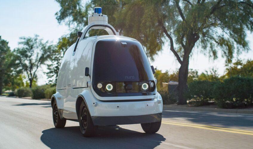 Bespilotni auti dostavljat će hranu na kućni prag
