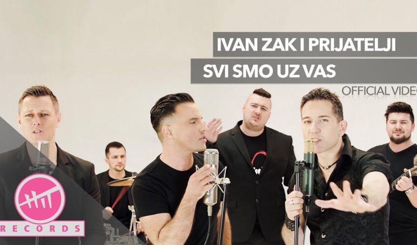 Zak i Orlić pjevaju za Petrinju