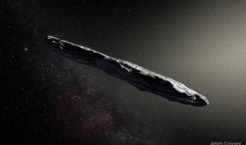 Oumuamua – izviđač ili samo običan kamen?
