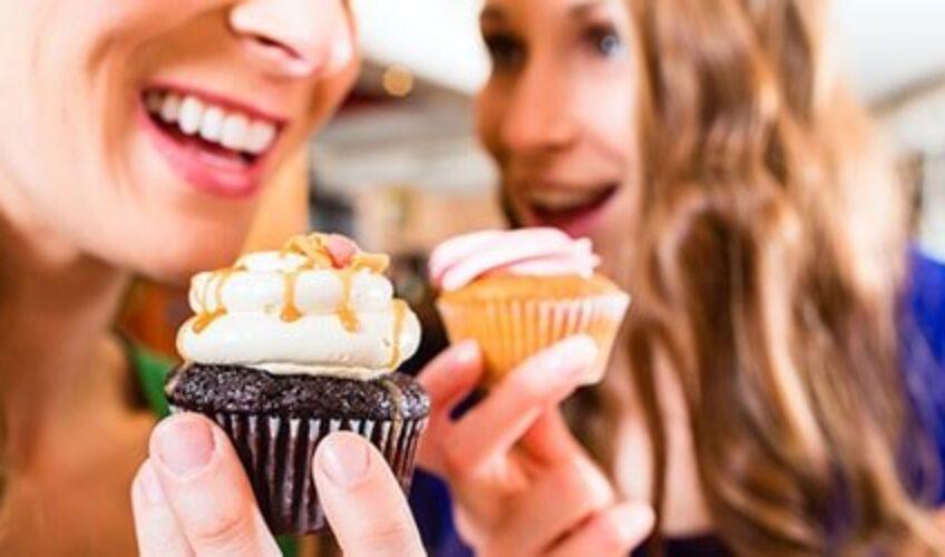 Slatkiši se jedu već i prije nego što ih probate?
