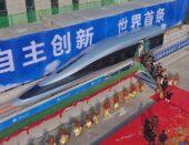 Kina ima vlak budućnosti: Juri čak 620 na sat