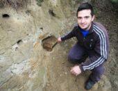 """Arheološko iznenađenje """"doline mamuta"""" kod Iloka"""