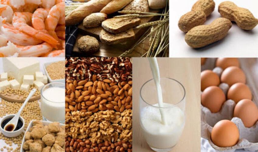 Namirnice koje najčešće izazivaju alergije