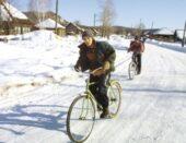 Sibirski snijeg onečišćen mikročesticama plastike