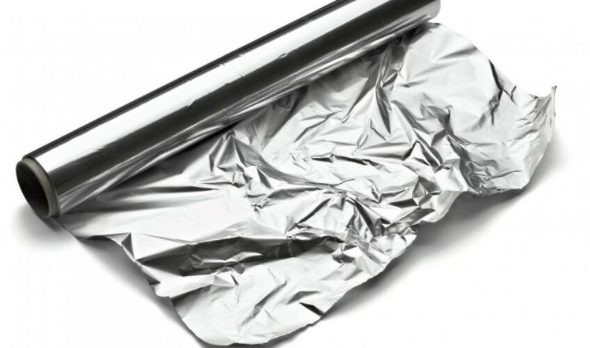 Odlični trikovi s aluminijskom folijom: Za glačanje, čišćenje…