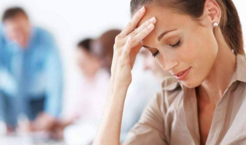 8 grešaka koje radite kad vas boli glava
