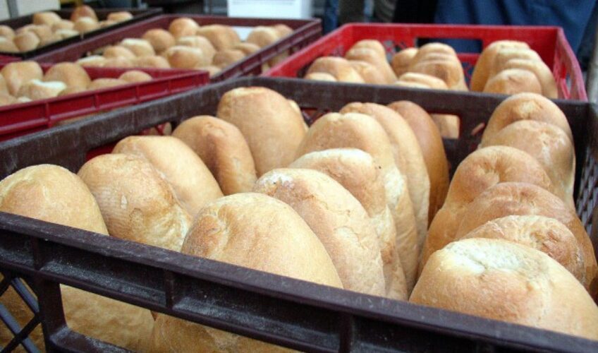 5 razloga da prestanete jesti kruh