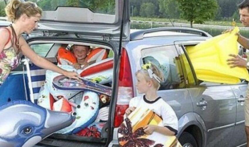 Kako sigurno držati hranu u automobilu?