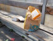 Netko se još nije naučio za što služe kante za otpad!